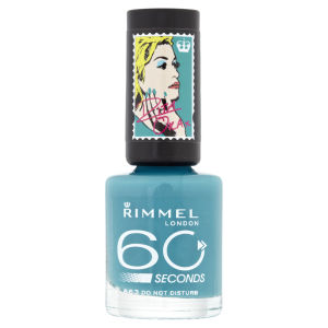 Rita Ora for Rimmel London 60 Seconds Nail Polish - Do Not Disturb