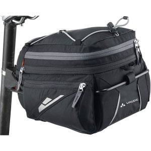 VAUDE Off Road Bag Pannier - Black
