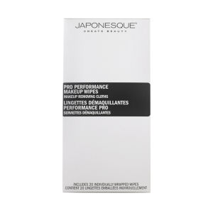 Japonesque Pro Makeup Remover Wipes