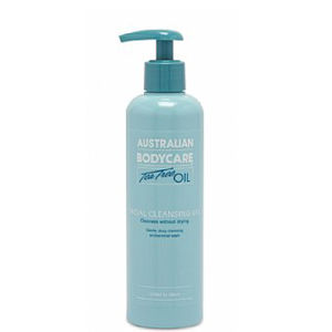 Australian Bodycare Spa Range Facial Cleansing Gel (250ml)
