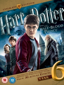 Harry Potter and the Half Blood Prince: Ultimate Collector's Edition - Double Play (Blu-Ray and DVD)