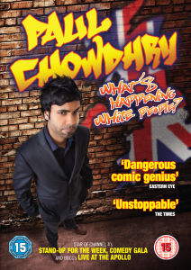 Paul Chowdhry: What's Happening White People!