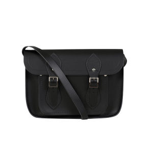 The Cambridge Satchel Company 11 Inch Classic Leather Satchel - Black
