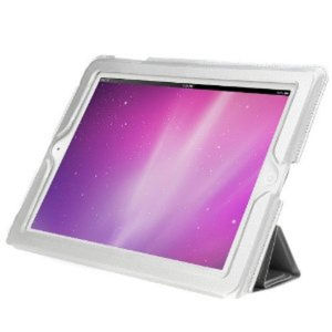 HornetTek L'etoile New iPad Carrying Case - Silver