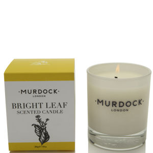 Murdock London Bright Leaf Candle 200g