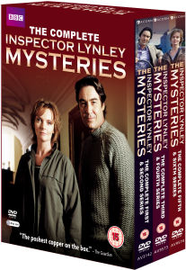 The Inspector Lynley Mysteries - The Complete Series 1-6