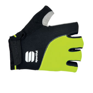 Sportful Giro Gloves - Black/Yellow