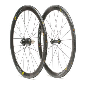 CycleOps PowerTap G3 ENVE 45mm Carbon Tubular Wheelset Campagnolo