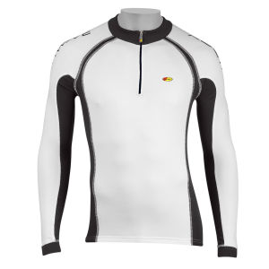 Northwave Force Jersey LS - White