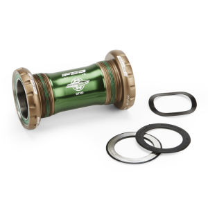 FSA MegaEvo Bottom Bracket  - Black