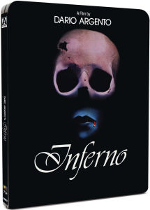 Inferno - Steelbook Exclusivo de Zavvi (Edición Limitada)