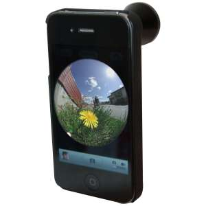 Fish Eye Lens for iPhone 4
