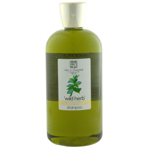 Trumpers Nettle Herbal Shampoo - 500ml Travel
