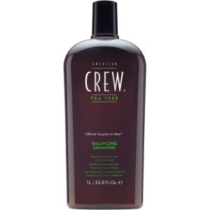 American Crew Tea Tree Shampoo (1000ml)