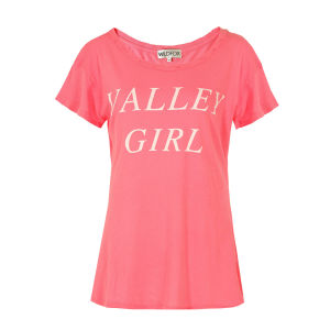 Wildfox Women's From The Valley T-Shirt - Bel Air Pink