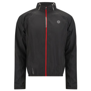 Dare 2b Men's Encircle Waterproof Jacket - Black/Red