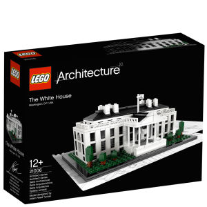 LEGO Architecture: The White House (21006)
