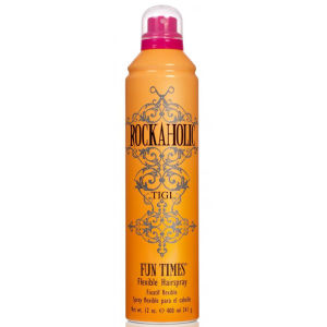 Tigi Rockaholic Fun Times Flexible Hairspray 350ml