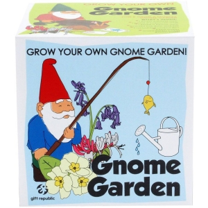 Sow and Grow Gnome Garden