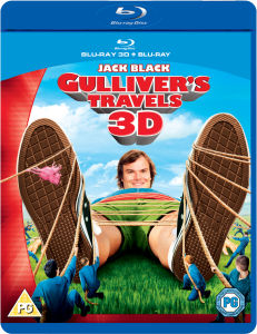 Gullivers Travels 3D