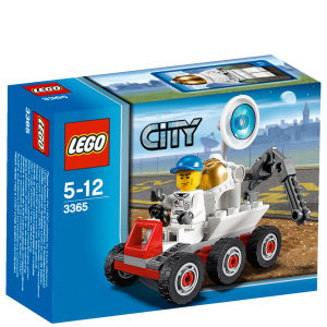 LEGO City: Space Moon Buggy (3365)