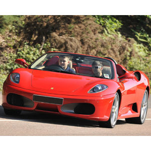 Ultimate Triple Ferrari Driving Experience