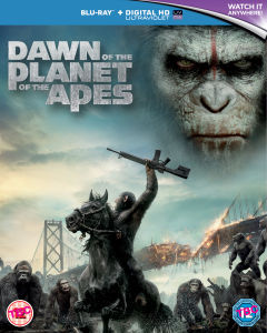 Dawn of the Planet of the Apes (Includes UltraViolet Copy)