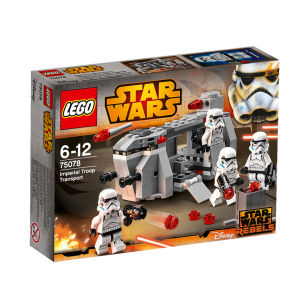 LEGO Star Wars: Imperial Troop Transport (75078)