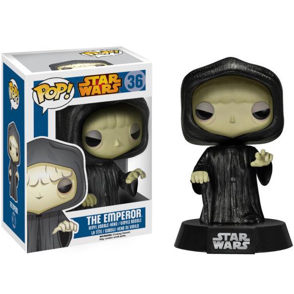 Star Wars Emperor Palpatine Pop! Vinyl Figure