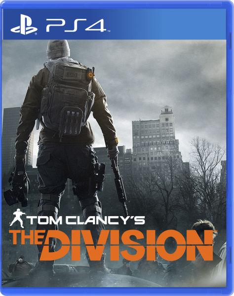 Tom Clancy S The Division Ps4 Zavvi Com