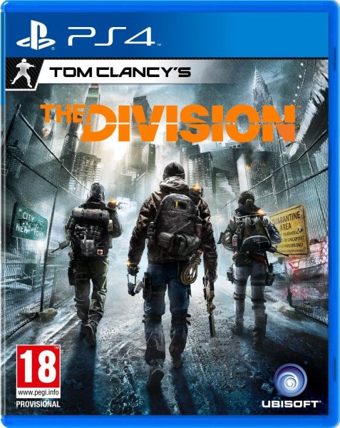 Tom Clancy Games For Ps4 : Tom clancy s the division ps zavvi