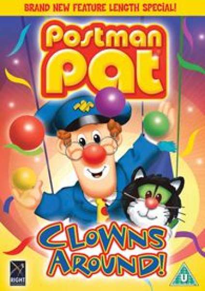 Postman Pat - Pat Clowns Around DVD : Zavvi.com