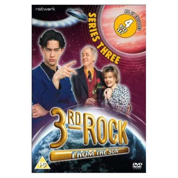 3rd Rock from the Sun (season 3)