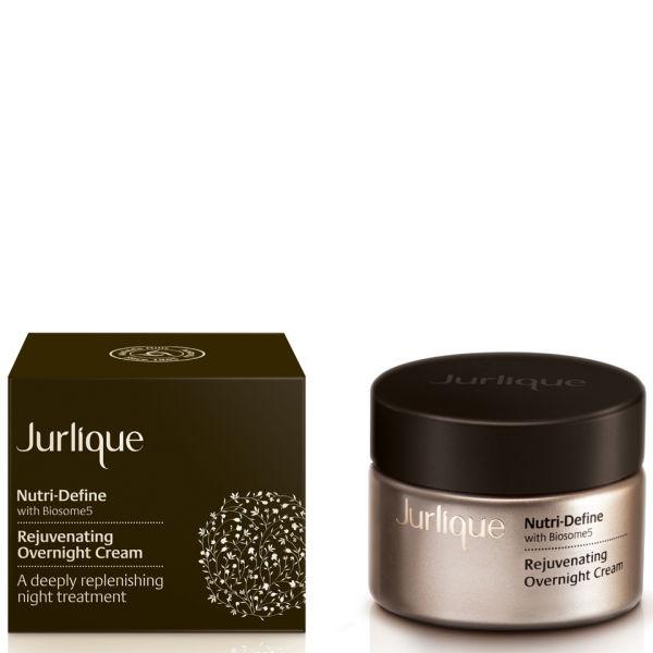 Crema rejuvenecedora de noche Jurlique Nutri-Define