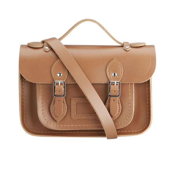 The Cambridge Satchel Company Mini Leather Satchel - Vintage