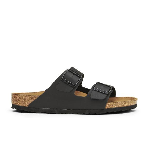 Birkenstock Men's Arizona Double Strap Sandals - Black