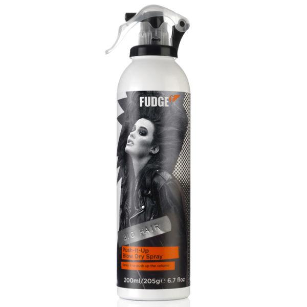 Fudge Big Hair Push It Up Blow Dry Spray (200ml)