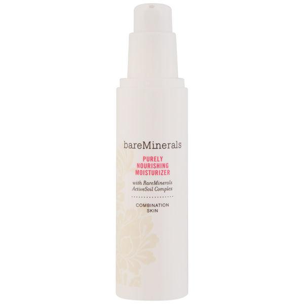 bareMinerals Purely Nourishing Moisturizer - Combination Skin (50ml)