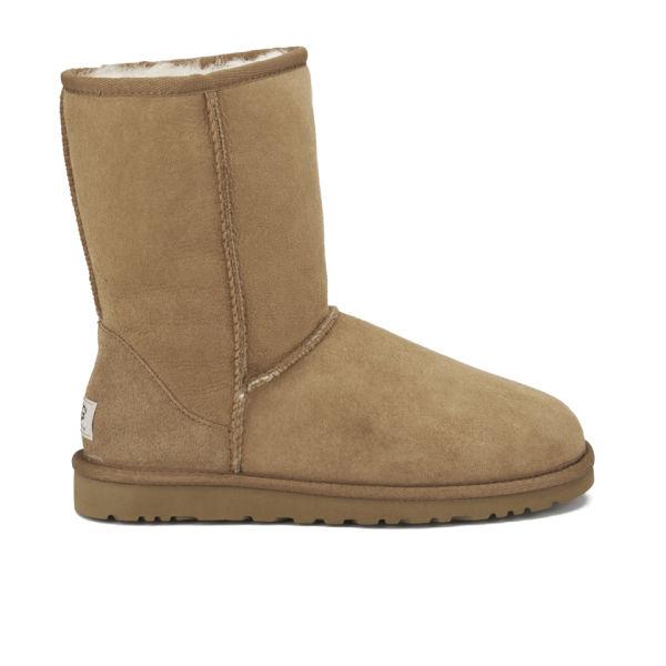 UGG Women's Classic Short Sheepskin Boots - Chestnut