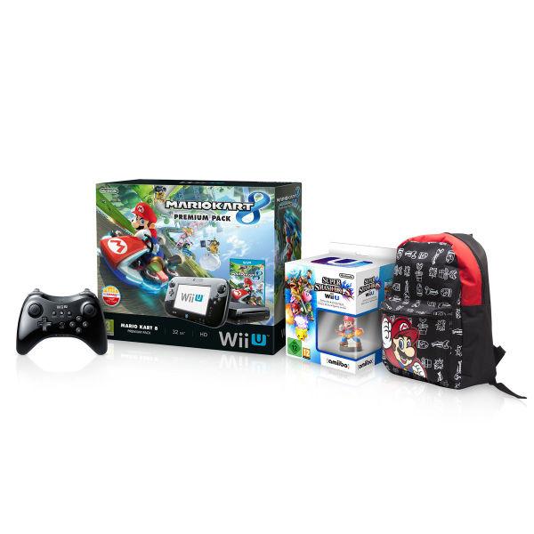Pack Gamer Wii U