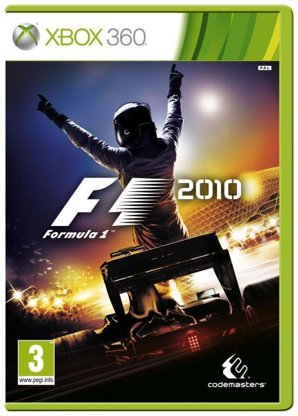 F1 2010 Xbox 360 Zavvi Com