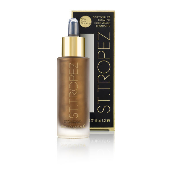 st tropez self tan luxe facial oil 30ml free delivery. Black Bedroom Furniture Sets. Home Design Ideas