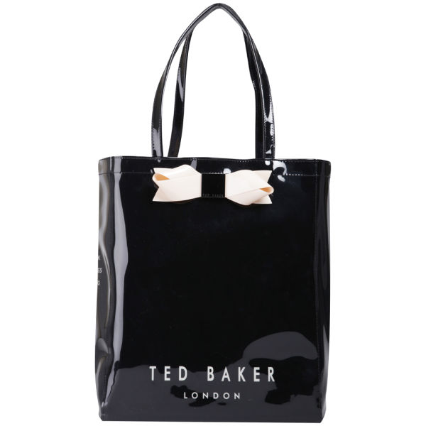 1d0392c2a02f9 Back to previous page Home Ted Baker Larcon Bow Icon Bag - Black