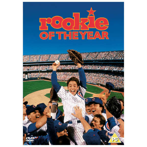 Rookie Of The Year DVD