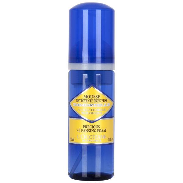 L'Occitane Immortelle Precious Cleansing Foam (150ml)