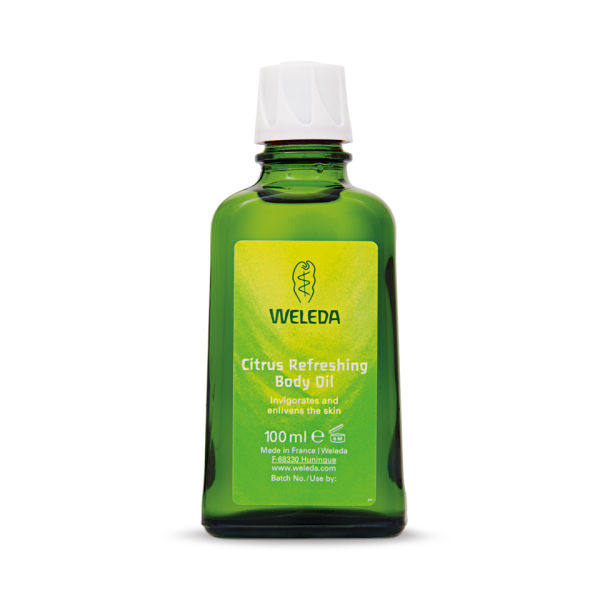 Weleda Citrus Refreshing Body Oil (100ml)