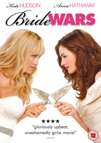 Bride Wars DVD | Zavvi.com