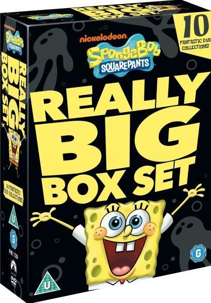 Spongebob Squarepants: Really Big Box Set