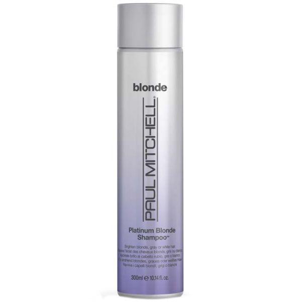 Paul Mitchell Platinum Blonde Shampoo 300ml Free Delivery