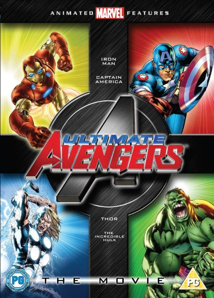 ultimate avengers the movie - photo #19